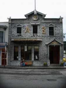 Hall of the Arctic Brotherhood, Skagway, AL