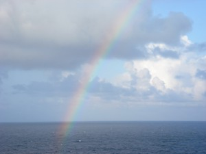 North Pacific Rainbow | Anonymous