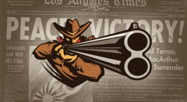 Assault on Mount Carmel - Fiction by Tom Sheehan