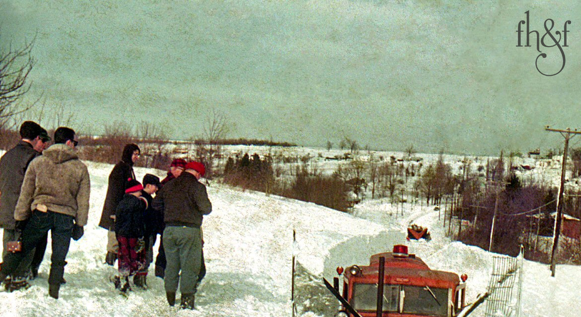 An Historical Look at the 1966 Blizzard through the Eyes of a Kid